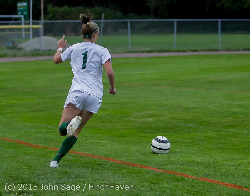 20909 Girls Soccer v Hazen 091615