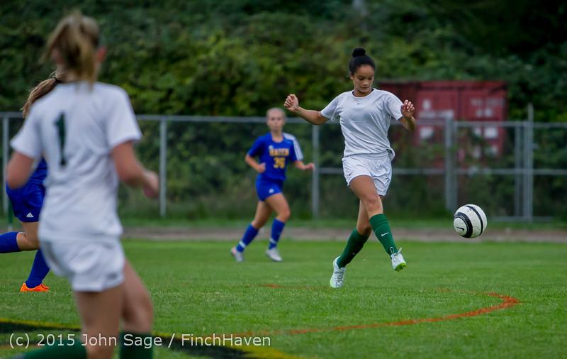 20912 Girls Soccer v Hazen 091615