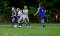 20936 Girls Soccer v Hazen 091615