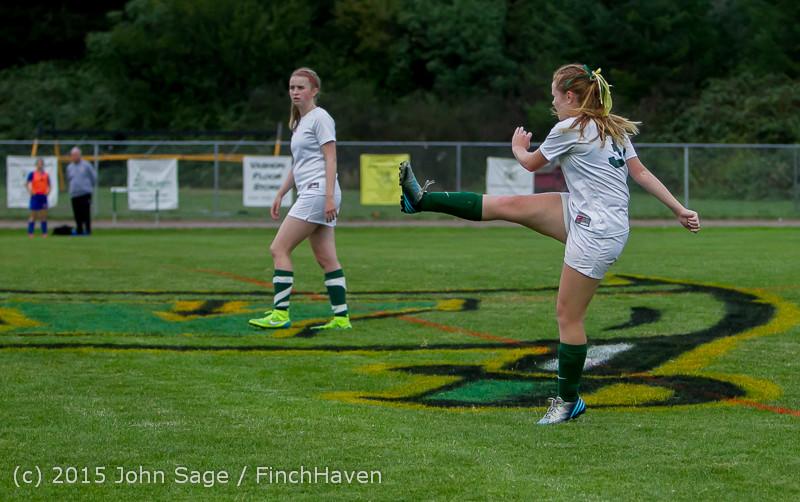 20963 Girls Soccer v Hazen 091615