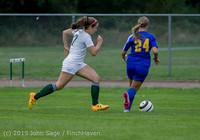 20967 Girls Soccer v Hazen 091615