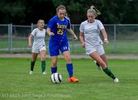 20999 Girls Soccer v Hazen 091615