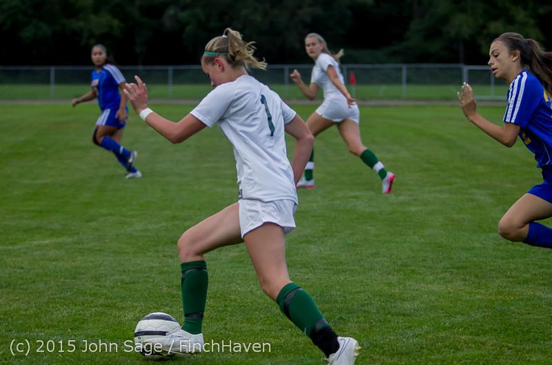 21008 Girls Soccer v Hazen 091615