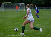 21011 Girls Soccer v Hazen 091615