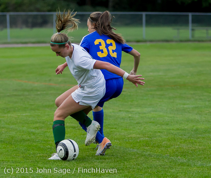 21020 Girls Soccer v Hazen 091615