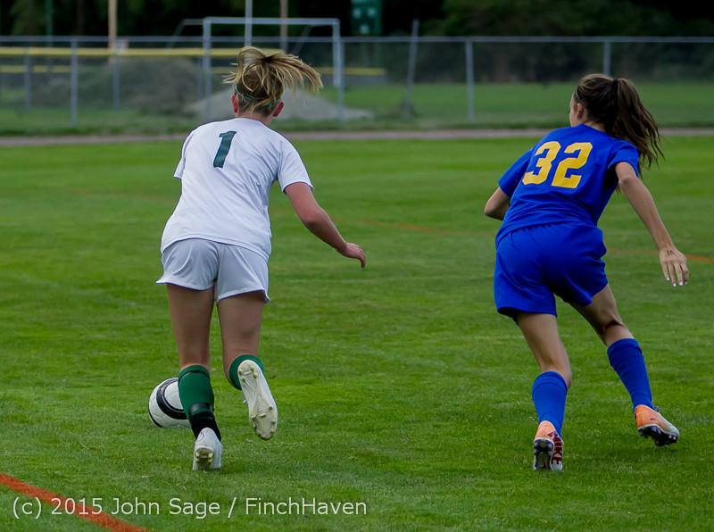 21034 Girls Soccer v Hazen 091615