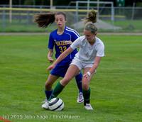 21041 Girls Soccer v Hazen 091615