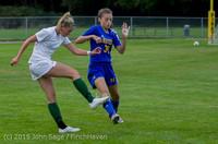 21050 Girls Soccer v Hazen 091615
