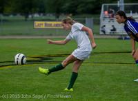 21165 Girls Soccer v Hazen 091615