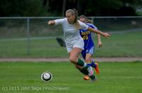 21174 Girls Soccer v Hazen 091615