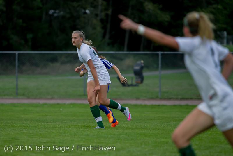 21176 Girls Soccer v Hazen 091615