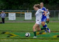 21181 Girls Soccer v Hazen 091615