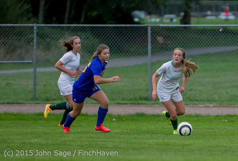 21200 Girls Soccer v Hazen 091615