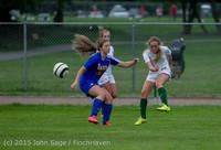 21205 Girls Soccer v Hazen 091615