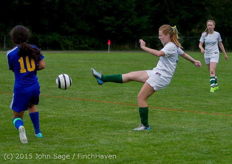 21240 Girls Soccer v Hazen 091615