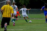 21311 Girls Soccer v Hazen 091615
