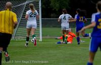 21314 Girls Soccer v Hazen 091615