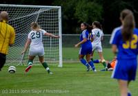 21318 Girls Soccer v Hazen 091615