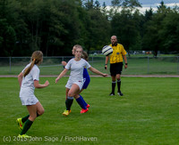 21416 Girls Soccer v Hazen 091615