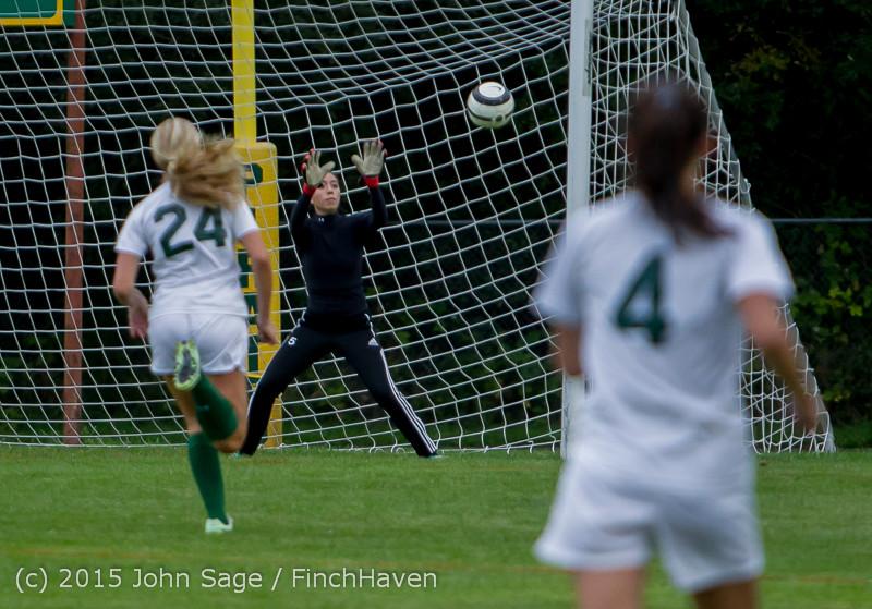 21516 Girls Soccer v Hazen 091615