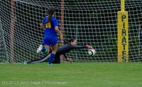 21657 Girls Soccer v Hazen 091615