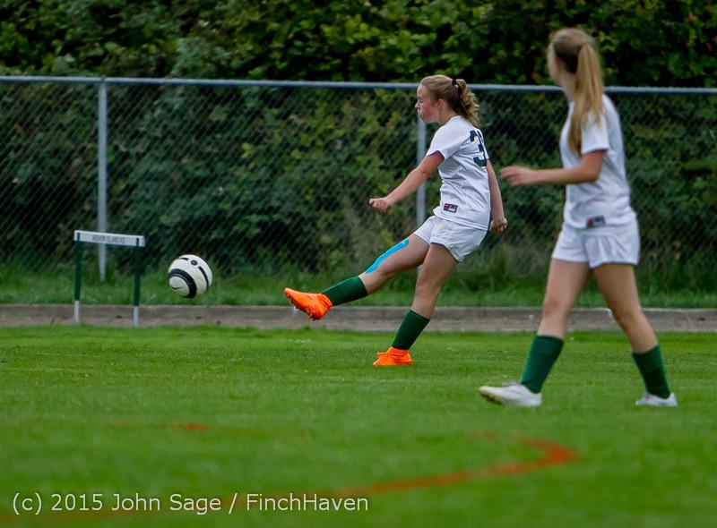 21695 Girls Soccer v Hazen 091615