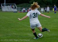 21740 Girls Soccer v Hazen 091615