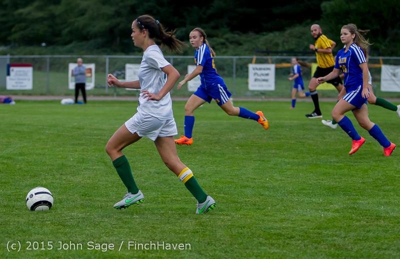 21785 Girls Soccer v Hazen 091615