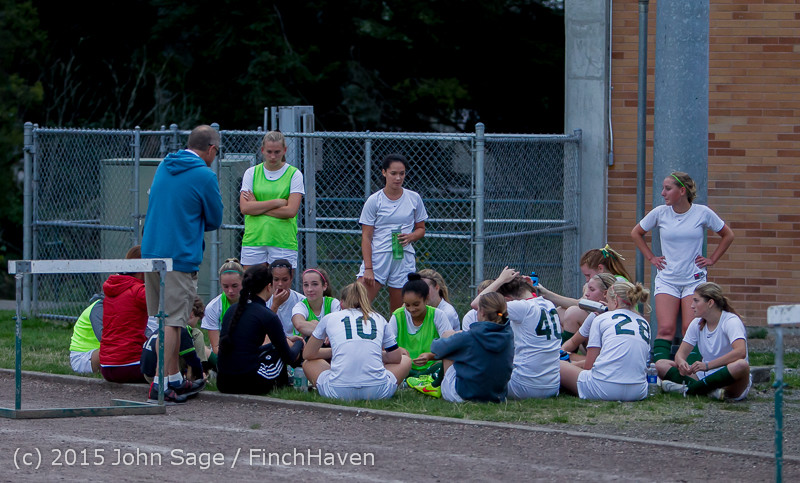 21876 Girls Soccer v Hazen 091615