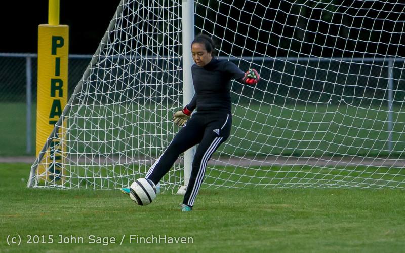 21918 Girls Soccer v Hazen 091615
