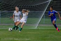 21973 Girls Soccer v Hazen 091615