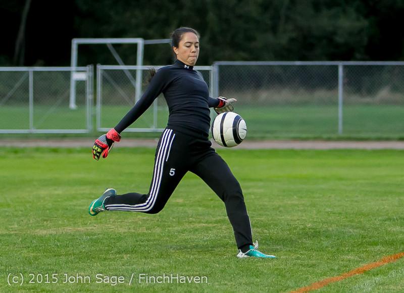 22056 Girls Soccer v Hazen 091615