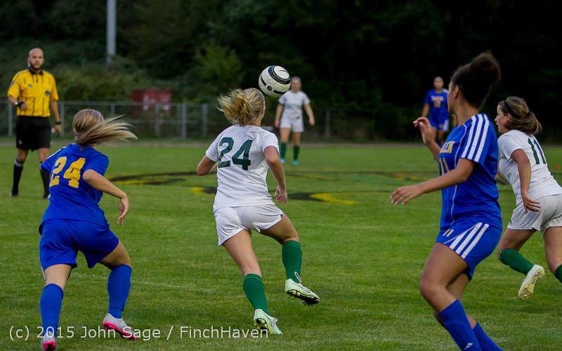22065 Girls Soccer v Hazen 091615