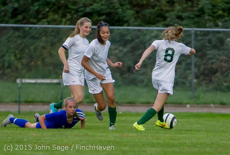 22090 Girls Soccer v Hazen 091615