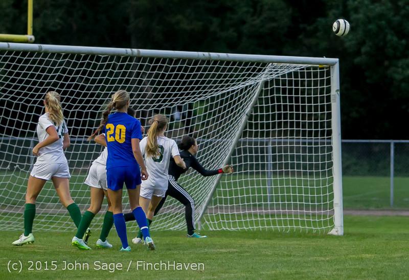 22109 Girls Soccer v Hazen 091615