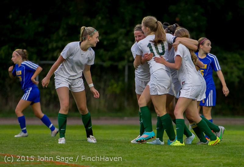 22292 Girls Soccer v Hazen 091615