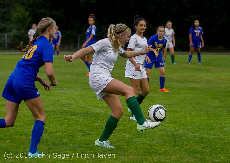 22420 Girls Soccer v Hazen 091615