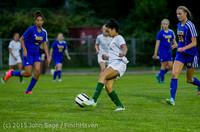 22620 Girls Soccer v Hazen 091615