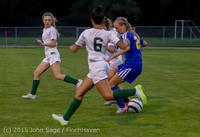 22632 Girls Soccer v Hazen 091615