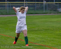 22643 Girls Soccer v Hazen 091615