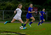 22700 Girls Soccer v Hazen 091615