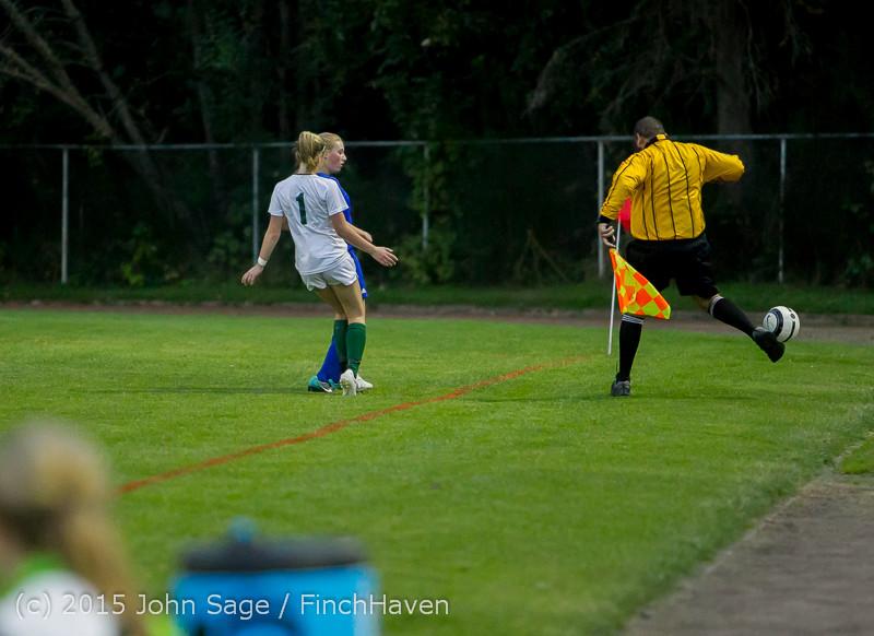 22711 Girls Soccer v Hazen 091615