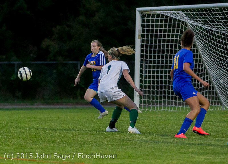 22726 Girls Soccer v Hazen 091615