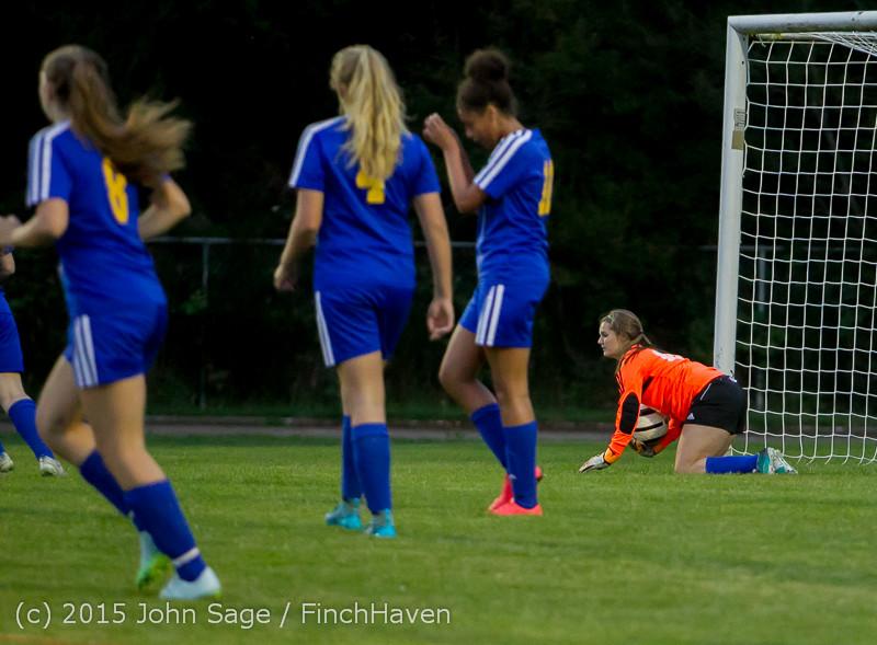 22744 Girls Soccer v Hazen 091615