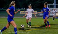 22764 Girls Soccer v Hazen 091615