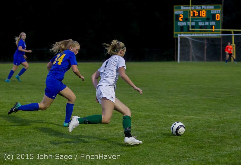 22792 Girls Soccer v Hazen 091615