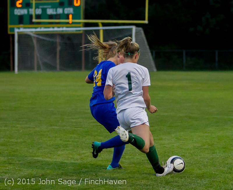 22795 Girls Soccer v Hazen 091615