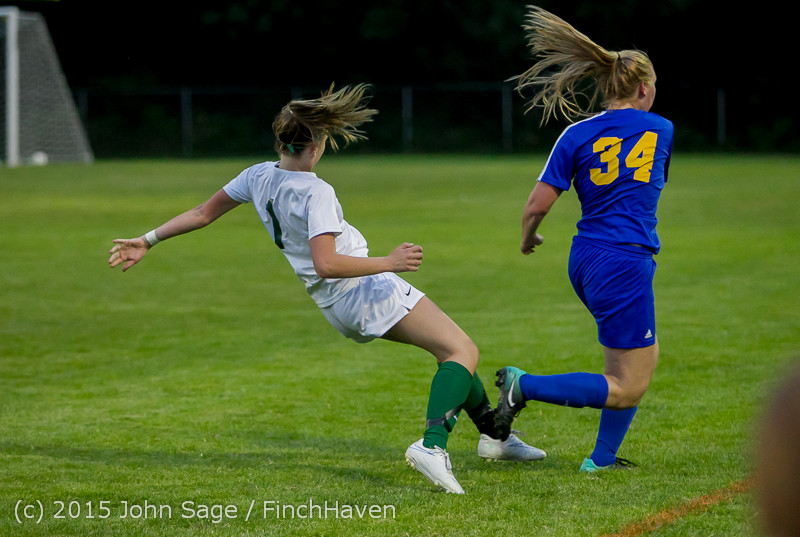 22797 Girls Soccer v Hazen 091615