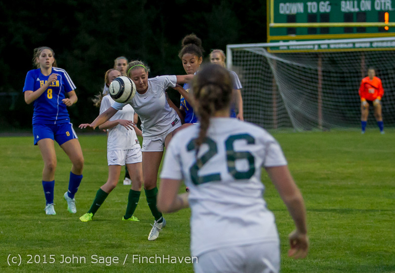 22805 Girls Soccer v Hazen 091615