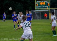 22806 Girls Soccer v Hazen 091615